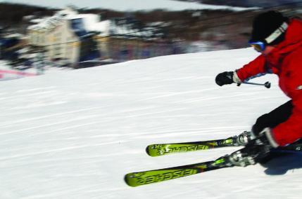 Séjour ski dans les Laurentides