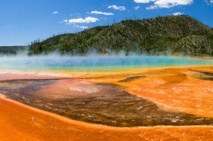 De la côte Pacifique au Yellowstone