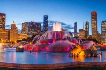 Chicago et les Grands Lacs