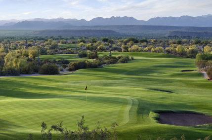 Séjour golf et spa en Arizona