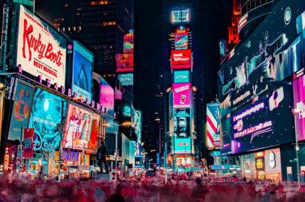 A taste of New York