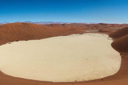 Panorama namibien