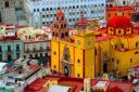 Balade dans le Mexique colonial