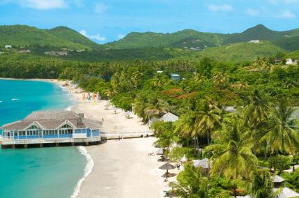 Séjour de Rêve à Sainte-Lucie – Hôtel Sandals Halcyon Beach