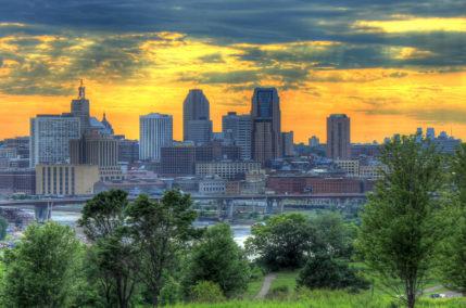 Escapade à Minneapolis