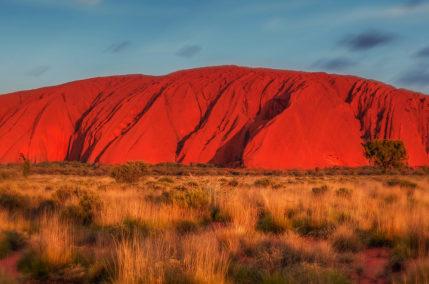 Paysages d'Australie